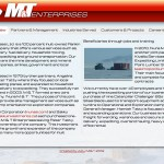 M&T Enterprises Website