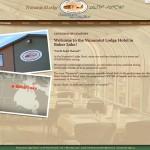 Nunamiut Lodge Website