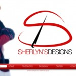 Sherlyn Designs Website