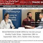Kivalliq Trade Show 2015